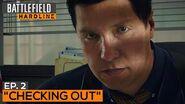 Battlefield Hardline Gameplay Walkthrough Part 3 - Episode 2 Checking Out (All Evidence)