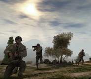 BF1942 US ARMY GUYS SALERNO