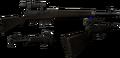 BFH National Sniper Rifle Render