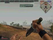 BFVIETNAM COMBAT KNIFE