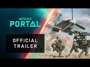 Battlefield 2042 - Battlefield Portal Official Trailer