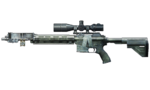 XBOW with PKS-07 Battlelog Icon