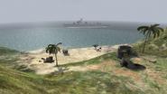 Invasion of the Philippines Hatsuzuki start.BF1942