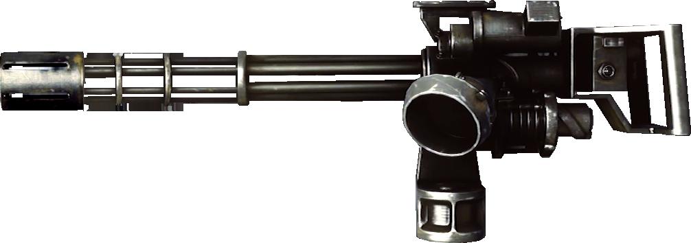 M134 Minigun/Battlefield 4
