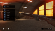 Battlefield V MAS 44 Customization