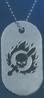 New BFV Firestorm Commander Dog Tag