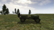 Willys MB right view.BF1942