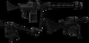 BFH National Machinegun Render