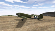 BF1942.C-47 left side