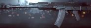 AK-12 Muzzle Brake Menu BF4