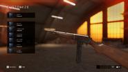Battlefield V M1907 SF Customization