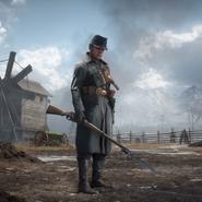 Battlefield 1 Austro-Hungarian Empire Scout Squad