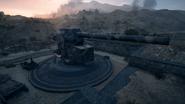 BF1 305-52 O Coastal Gun Front