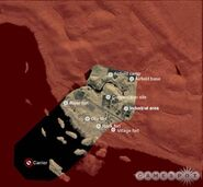BF2 Gulf of Oman 64 Players Map Alpha Screenshot