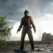 Battlefield 1 British Empire Tanker Squad