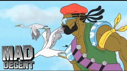 Major Lazer - 'Get Free' feat