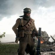 Battlefield 1 British Empire Support