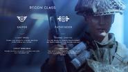 Battlefield V Recon Combat Roles