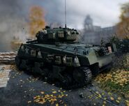 M4 Sherman 3 BFV