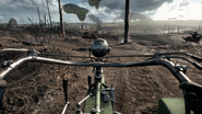 BF1 MC 3.5HP Sidecar Driver First Person