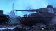 Battlefield V Open Beta Panzer IV 2
