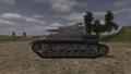 Panzer IV.Left side BF1942