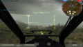 BF2.WZ-10 Cockpit hud view
