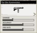 BFH The Uber Kommandant Stats