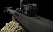 BFBC2 M95S Red Dot Sight