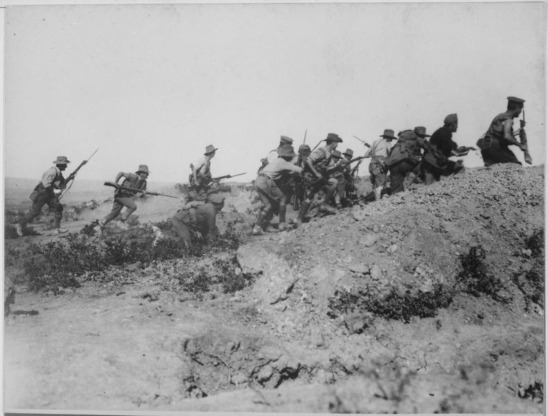 Bayonet Charge