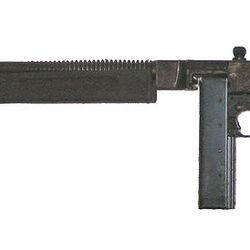 Submachine Guns of Battlefield V