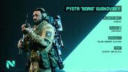 Battlefield 2042 Pyotr Borris Guskovsky Bio