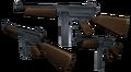 BFH Royal Submachine Gun Render