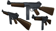 BFH Royal Submachine Gun Render