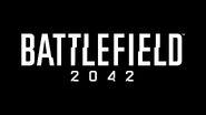 Battlefield 2042 Logo White