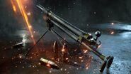BF1 AA Gun Promotional Art