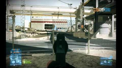 Battlefield MP412 REX Wiki Video