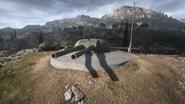BF1 Fortress Gun Front
