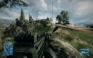 BF3 M249 Right Side
