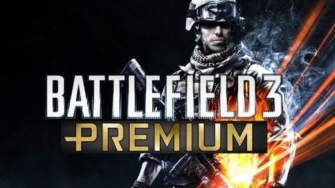 Battlefield 3 Premium Vidéo officielle HD