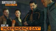 Battlefield Hardline Gameplay Walkthrough Part 10 - Episode 9 Independence Day (All Evidence)