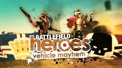 Battlefield Heroes: Vehicle Mayhem