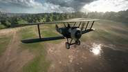 BF1 Sopwith Camel Front