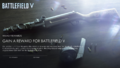 Road to Battlefield V MP 28 Splash