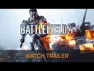 Battlefield 4- 60 Second TV Spot