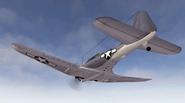 BF1942 SBD REAR