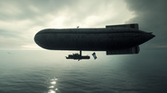 BF1 C-Class Airship Left