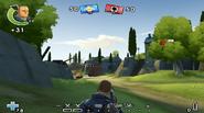 Mk1 Bad Boy shooting tank