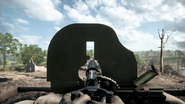 BF1 Maxim MG Carriage First Person