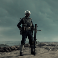 Battlefield 1 Royal Marines Support Squad